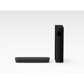 Compact Soundbar with Wireless Sub Woofer