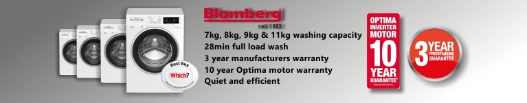 Blomberg washer